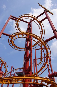 How is Caregiving Like a Roller Coaster? | 9/10/16
