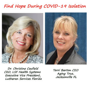 Resources To Find Hope During COVID-19 Isolation